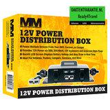 Daktentvakantie  Mean Mother Power distribution box