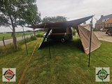 Rhino Rack 33104  Batwing luifel wand dicht