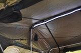 KOALA CREEK®daktent LED lamp daktentvakantie