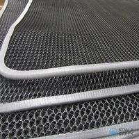KOALA CREEK® daktent SLEEP BEST grijze matras anti-condens mat 160 x 240 cm dik 10 mm.