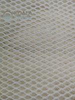 KOALA CREEK® daktent hoog comfort anti condens mat wit ca. 165 x 240 cm.