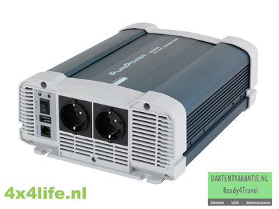 Xenteq Pure Sinus Power omvormer PPI1500-212C