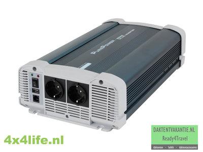 Xenteq Pure Sinus Power omvormer PPI2000-212C