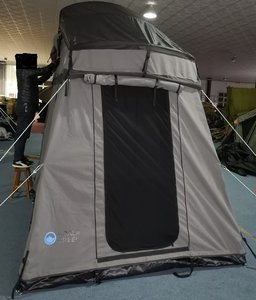 uitverkoop: KOALA CREEK® daktent ondertent 170 cm. voor 165L active curved daktent