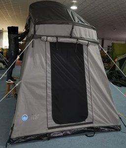 uitverkoop: KOALA CREEK® daktent ondertent 170 cm. voor 160 - 165 cm. daktent