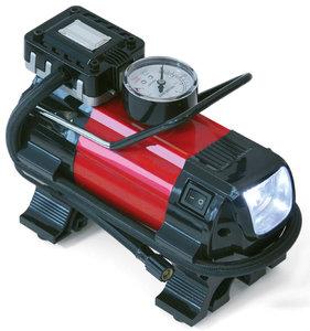 RDI compressor 12V - 30 ltr/min + LED lamp